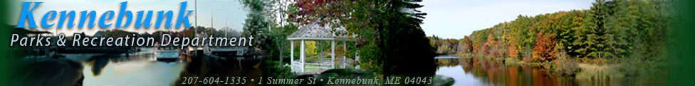 Kennebunk Parks & Recreation Department